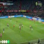 Feyenoord 2-3 Willem ll - Alexander Isak 69' (Solo goal)