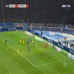 Hertha 2-[2] Dortmund - Dan-Axel Zagadou 47'