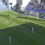 Sassuolo 0-1 Sampdoria - Gregoire Defrel 15'