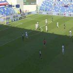 Sassuolo [1]-2 Sampdoria - Jeremie Boga 38'