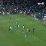 Betis 1-[4] Barcelona - Lionel Messi 85'