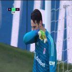 Fulham 1-[2] Liverpool: Milner PK + Foul