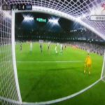 Lopes (Real Betis Keeper) Reaction to Messi Hatrick Goal