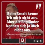 """Marko Arnautovic: """"I don't know anything about Brexit. But neither do the English."""""""