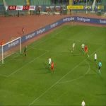 Bulgaria 0-1 Montenegro - Stefan Mugosa 50'