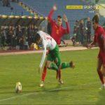 Bulgaria [1]-1 Montenegro - Todor Nedelev penalty 82'