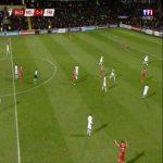 Moldova 0-4 France - Kylian Mbappe 87'