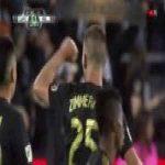 Los Angeles FC [2] - 1 Real Salt Lake - Zimmerman 90+2' (Great Goal)