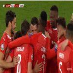 Switzerland 2-0 Denmark - Granit Xhaka 66'