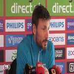 "Van Bommel before Ajax - PSV: ""We have different weapons in our team, just like Fortnite"""