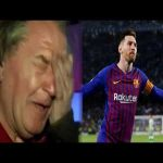 Messi's Hattrick vs Real Betis Vs Barcelona 1-4