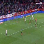 Sevilla 2-0 Alaves - Pablo Sarabia 80'