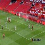 Manchester United U23s 1-0 West Brom U23s - Nishan Burkart 20'