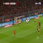 Bayern 5-0 Dortmund - Robert Lewandowski 89'