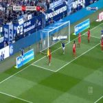 Schalke [1]-1 Frankfurt - Suat Serdar 21'