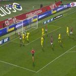 Bologna 3-0 Chievo - Mitchell Dijks 89'