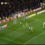 Preston 0-1 Leeds - Patrick Bamford 62'