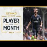 BERNARDO SILVA | ETIHAD PLAYER OF THE MONTH | March 18/19