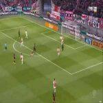 Ajax 3-[1] Excelsior - Mounir El Hamdaoui 42'