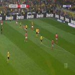 Dortmund 2-0 Mainz - Jadon Sancho 24'