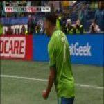 Seattle Sounders FC [3]-1 Toronto FC - Cristian Roldan goal, 68'