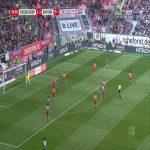 Dusseldorf 1-[4] Bayern - Leon Goretzka 90'+2'