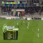 S. Wamangituka Goal - FC Lorient 1 vs 1 Paris FC