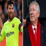 """The Messi I saw 10 years ago was on verge of being the best, the Messi I saw today is already the greatest ever"" - Sir Alex Ferguson on Lionel Messi's performance against Man United"