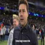Danish commentator forgets to mute after Tottenham City game (Lots of swear words)