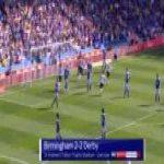 Birmingham 2-[2] Derby - Richard Keogh 28'