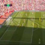 Leno double save vs Crystal Palace