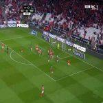 Benfica 1-0 Maritimo - Joao Felix 3'