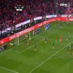 Benfica 3-0 Maritimo - Joao Felix 64'