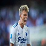 "FC Copenhagen's Viktor Fischer battles homophobia in football stadiums after ""Fischer he is gay"" chants: ""Homophobia must not be accepted and should be looked upon like racism. 'Homosexual' should not be, not now, not ever be an abusive word, especially not in 2019,"" Fischer, who is straight, said."