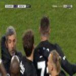 Sivasspor 1-[2] Besiktas - Burak Yilmaz free-kick 87'
