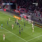 Ajax 1-0 Vitesse - Hakim Ziyech 41'
