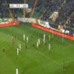 Akhisarspor 1-0 Umraniyespor [2-0 on agg.] - Sokol Cikalleshi 36'