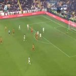 Yeni Malatyaspor 1-[5] Galatasaray [1-5 on agg.] - Konstantinos Mitroglou 83'