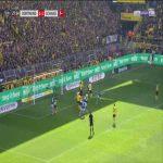 Dortmund 1-[2] Schalke - Salif Sane 28'