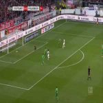 Stuttgart 1-0 Monchengladbach - Anastasios Donis 56'