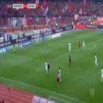 Nurnberg [1] - 0 Bayern | 49' Pereira M.