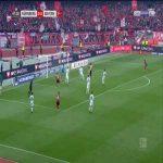 Nurnberg 1-0 Bayern - Matheus Pereira 48'