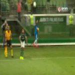 Palmeiras 3 vs 0 Fortaleza - Zé Rafael second goal- Brasileirão Série A