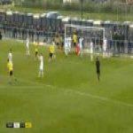 AFC Fylde 2-[1] Harrogate - Luke Burke OG 53'