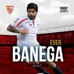 Boca Juniors president Daniel Angelici states that he wants to bring Ever Banega back to the club in the next transfer window
