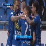 Lech Poznań [1]-0 Zagłębie Lubin - Kamil Jóźwiak 47' (Polish Ekstraklasa)