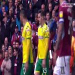 Aston Villa 1 vs 2 Norwich - Full Highlights & Goals