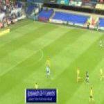 Ipswich [2]-1 Leeds - Andre Dozzell 47'