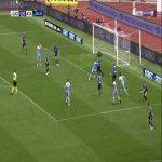 Lazio 1-0 Atalanta - Marco Parolo 3'
