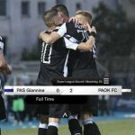 PAOK Salonika have gone the whole season undefeated